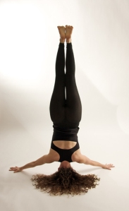 hard headstand